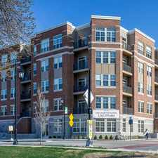 Rental info for Worthington Apartments
