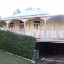 Rental info for Beautiful Queenslander