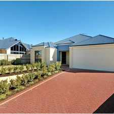 Rental info for Super Sized Home Close To The Beach in the Perth area