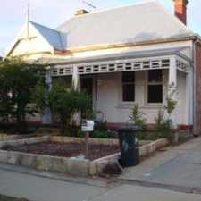 Rental info for Mosman Park Gem in the Perth area