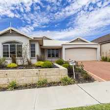 Rental info for Gorgeous and Practical in the Perth area