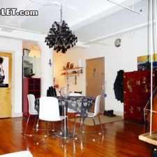 Rental info for $4500 1 bedroom Loft in Brooklyn Heights in the Vinegar Hill area