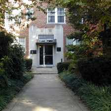 Rental info for Beautiful One Bedroom Apartment w/ All Util. Included*- 4021 Benton St., NW in the The Palisades area