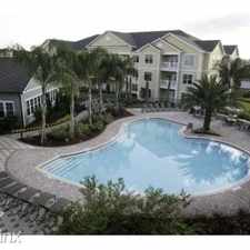 Rental info for Arelia James Island in the Jacksonville area