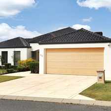 Rental info for STUNNING HOME NESTLED IN SOUGHT AFTER LOCATION!!!! in the Currambine area