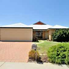 Rental info for Family Home in the Perth area