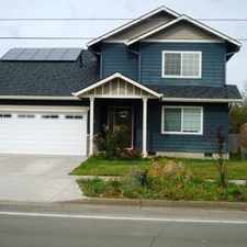 Rental info for 1163 SE Goodnight Ave in the Corvallis area