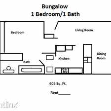 Rental info for Apartments