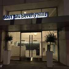 Rental info for Blu Beverly Hills