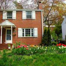 Rental info for Brennan Real Estate in the Langley Park area
