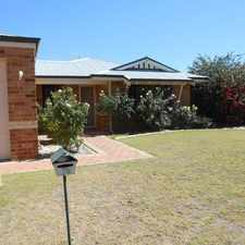 Rental info for UNDER APPLICATION - NO VIEWING ATM, THANK YOU. in the Beechboro area
