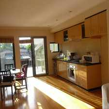 Rental info for Stylish Townhouse in a superb location! in the Perth area