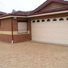 Rental info for CALL LAUREN TO VIEW- 0410 459 850