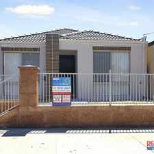 Rental info for DON'T MISS OUT - BE QUICK !!! in the Perth area