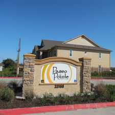 Rental info for Paseo Pointe