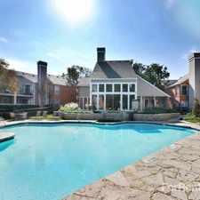 Rental info for Braesview Parc Apartments