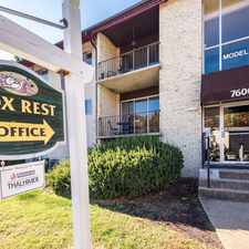 Rental info for Fox Rest