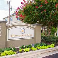 Rental info for Dominion Park in the San Antonio area