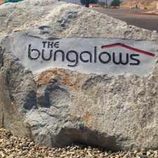 Rental info for Bungalows At Sky Vista