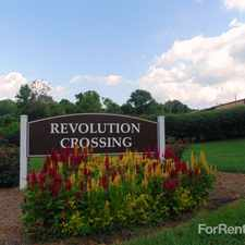 Rental info for Revolution Crossing