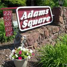 Rental info for Adams Square Apartments