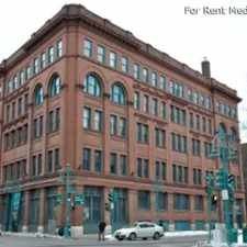 Rental info for Third Ward Loft Apartments in the Milwaukee area