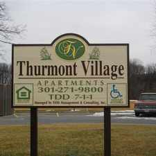 Rental info for Thurmont Village