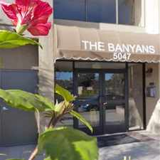 Rental info for The Banyans
