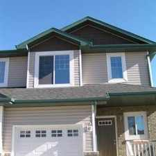 Rental info for Edmonton Duplex for rent in the Terwillegar South area