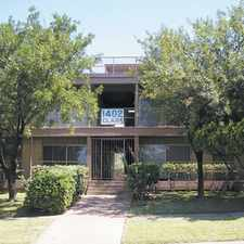 Rental info for Las Plazas of Laredo Inc