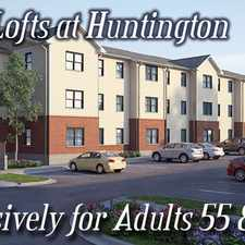 Rental info for Park Lofts at Huntington in the Huntington area