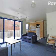Rental info for FULLY FURNISHED STUDENT ACCOMMODATION IN UNBEATABLE LOCATION! in the Melbourne area