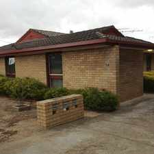 Rental info for Neat 2 Bedroom Unit in a Convenient Location in the Geelong area