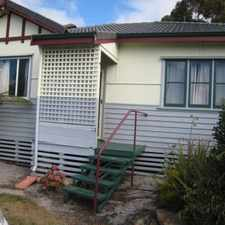 Rental info for AFFORDABLE HOME IN A GREAT LOCATION in the Orana area