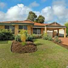 Rental info for Great family home and close to local shops, schools, golf course and family parks.. in the Carramar area