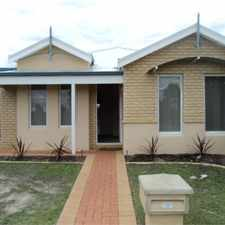Rental info for Neat, tidy & ready to go! in the Ellenbrook area