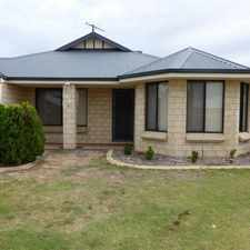 Rental info for Great Family Home.