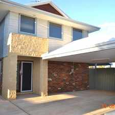 Rental info for ROCK SOLID INVESTMENT OPPORTUNITIES in the Kalgoorlie - Boulder area