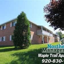 Rental info for Maple Trail Estates in the Menasha area