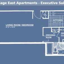 Rental info for 616 Abbington Drive