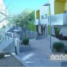 Rental info for $1900 2 bedroom Townhouse in Tempe Area in the Mesa Grande area