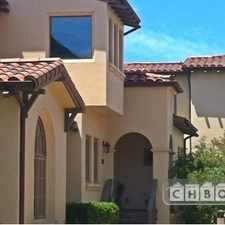 Rental info for $7800 3 bedroom Townhouse in Santa Cruz