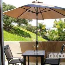 Rental info for $2525 1 bedroom Townhouse in Northern San Diego Solona Beach