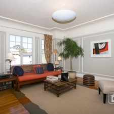 Rental info for $4250 2 bedroom Townhouse in Mission District