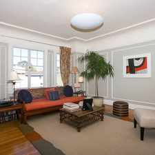 Rental info for $4500 2 bedroom Townhouse in Mission District in the Peralta Heights area