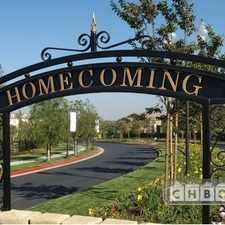 Rental info for $3065 2 bedroom Townhouse in Riverside County