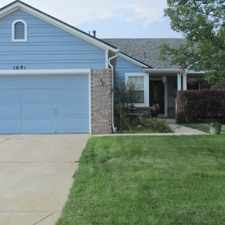 Rental info for $2450 3 bedroom House in Weld (Greeley) Erie