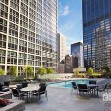 Rental info for $3500 1 bedroom Apartment in Downtown Loop in the Chicago area