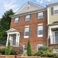 Rental info for $2500 2 bedroom Townhouse in Charlotte Ballantyne in the Charlotte area