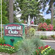 Rental info for Capitol Club in the Lacey area
